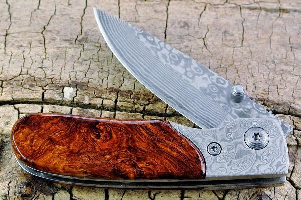 How to Make a Knife Handle 2020