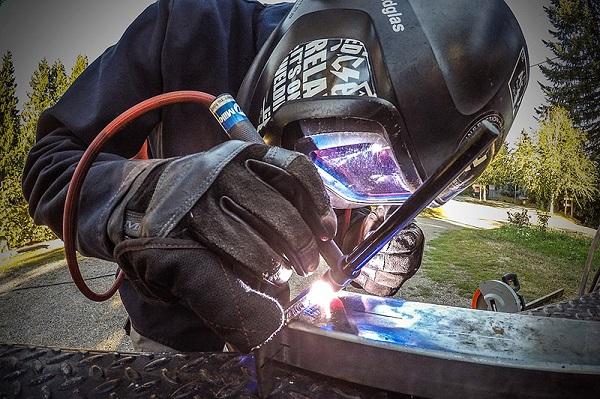 Welding Tools Equipment List