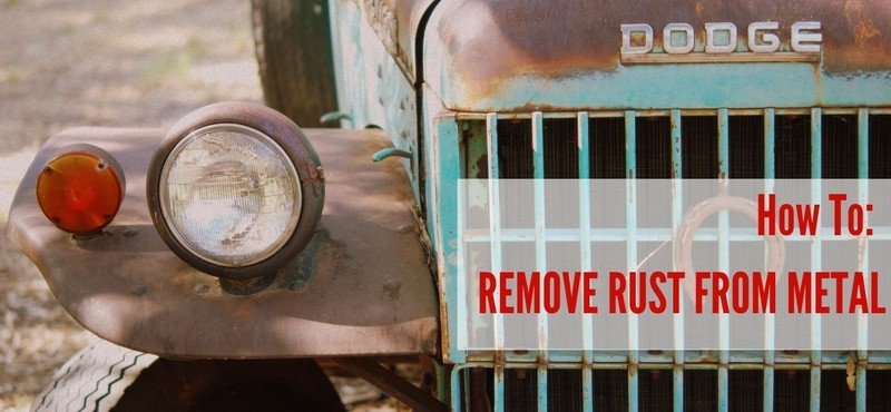 How-to-Remove-Rust-from-Metal