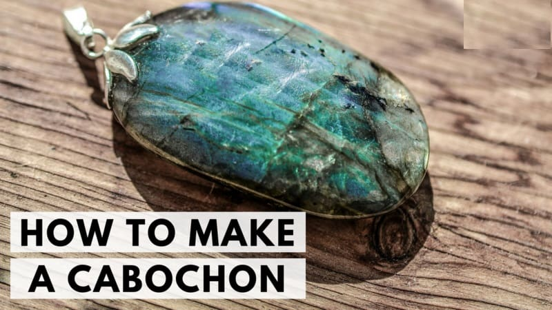 How to Make a Cabochon