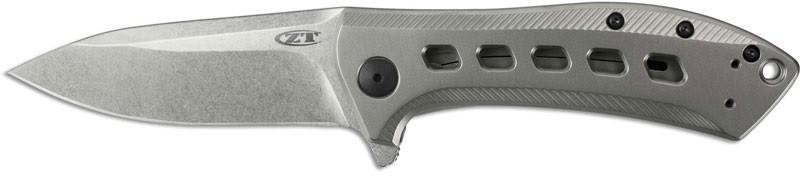 Titanium-knife-handle