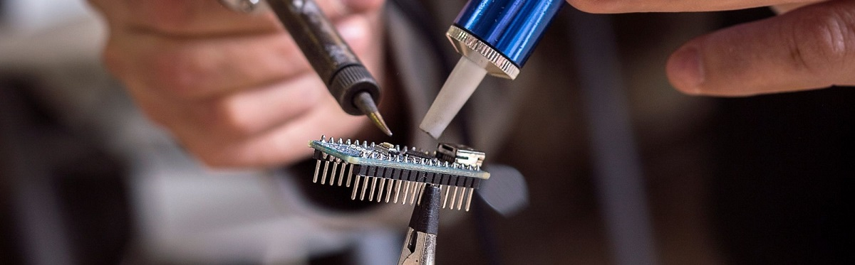 how to remove solder