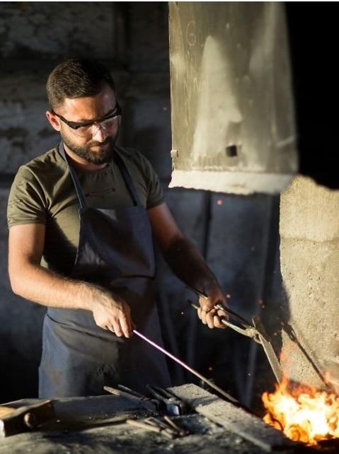 blacksmith apron
