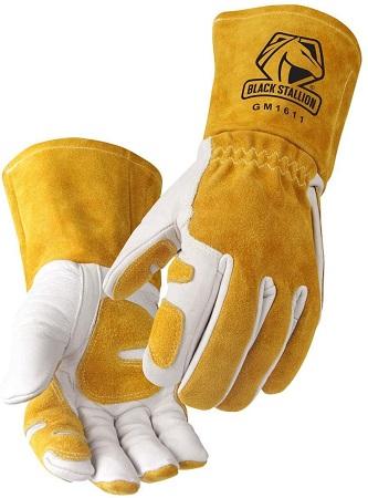 Revco Black Stallion GM1611 Top Grain Welding Gloves