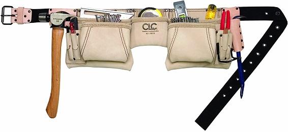 CLC Custom Leathercraft Heavy-Duty Leather Work Apron