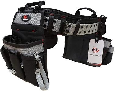 TradeGear Electrician's Belt & Bag Combo