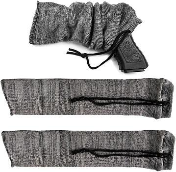 Super Ma Knit Gun Socks