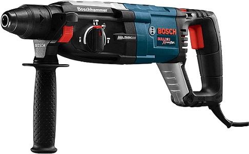 Bosch GBH2-28L Bulldog Xtreme Max Rotary Hammer